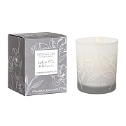 Stoneglow Day Flower White Tea & Wisteria Candle