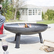 La Hacienda Pittsburgh Firepit Medium 80cm Diameter