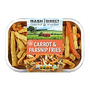 Carrot & Parsnip Fries 300g