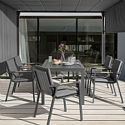 Kettler Paros 6 Seater Dining Set