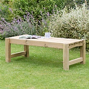 Zest 4 Leisure Emily Coffee Table / Bench
