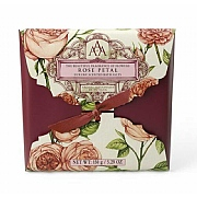 AAA Rose Petal Floral Bath Salts 150g