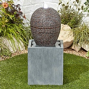 Kelkay Dapple Cascade Water Feature with LED Light