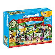 Playmobil Horse Farm Advent Calendar