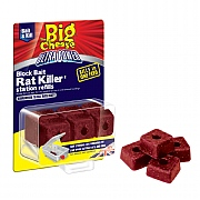 The Big Cheese Ultra Power Block Bait Killer Station Refills (6x20g)