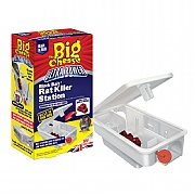 The Big Cheese Ultra Power Block Bait Rat Killer Station