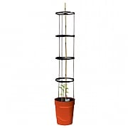 Garland Self Watering Grow Pot Tower - Red