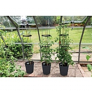 Garland Self Watering Grow Pot Tower - Anthracite