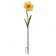 Smart Garden Daffodil Glass Flower Stake