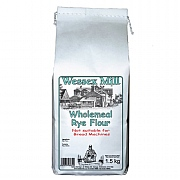 Wessex Mill Wholemeal Rye Flour 1.5kg