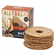 Peter's Yard Swedish Crispbreads Medium with hole 220g