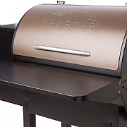 Traeger 34 Series Folding Front Shelf