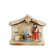 Gisela Graham Ceramic Nativity Scene