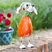 Smart Garden Floppy Dog Metal Garden Ornament