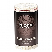 Biona Organic Rice Cakes No Salt 100g