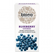 Biona Organic Blueberry Cookies 175g