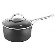 Tefal Jamie Oliver Hard Anodised Non-Stick 20cm Saucepan