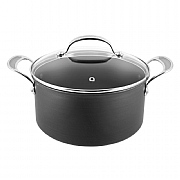 Tefal Jamie Oliver Hard Anodised Non-Stick 24cm Stewpot