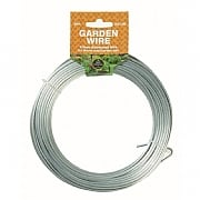 Garland Galvanised Garden Wire - 2.5mm x 20m