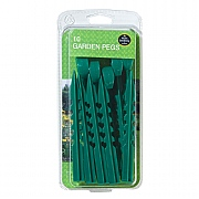 Garland Garden Pegs - 10 Pack