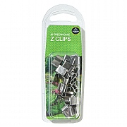 Garland Greenhouse Z Clips - 25 Pack