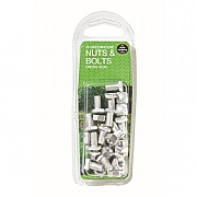 Garland Greenhouse Nuts & Bolts Cross Head  (Pack of 15)
