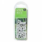 Garland Greenhouse Nuts & Bolts Cropped Head - 15 Pack