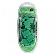 Garland Greenhouse Corner Fixing Clip - 16 Pack