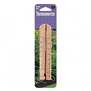Garland Wooden Wall Thermometer