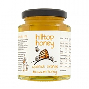 Hilltop Honey Spanish Orange Blossom Honey 227g