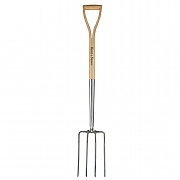 Kent & Stowe Stainless Steel Digging Fork