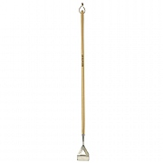 Kent & Stowe Stainless Steel Long Handled Dutch Hoe
