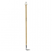 Kent & Stowe Carbon Steel Long Handled Draw Hoe