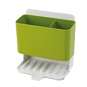 Joseph Joseph Caddy Tower Slimline Sink Tidy Green
