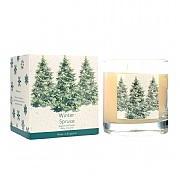 Wax Lyrical Winter Spruce Large Glass Candle