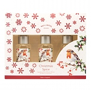 Wax Lyrical Christmas Spice Reed Diffuser Gift Set 3 x 50ml