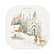 Wax Lyrical Ski Lodge Tin Candle