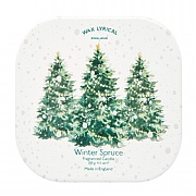 Wax Lyrical Winter Spruce Tin Candle
