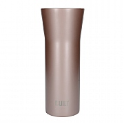 Built Pureflow Stainless Steel Vaccum Insulated Travel Mug 470ml - Rose Gold