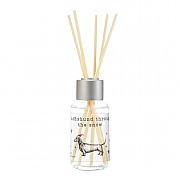 Wax Lyrical Dachshund Through The Snow Reed Diffuser 50ml