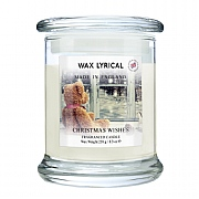 Wax Lyrical Christmas Wishes Candle Jar