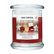 Wax Lyrical Season's Greetings Candle Jar