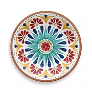 Epicurean Rio Medallion Side Plate 22cm