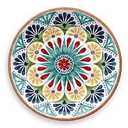 Epicurean Rio Medallion Dinner Plate 27cm