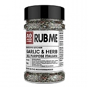 Angus & Oink Garlic & Herb Italian Seasoning Rub 200g