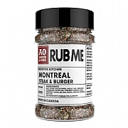 Angus & Oink Montreal Steak & Burger Seasoning Rub 200g