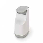 Joseph Joseph Slim Compact Soap Dispenser White & Grey
