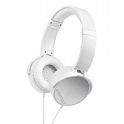 Intempo Dynamic Headphones - White