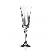 RCR Timeless Crystal Champagne Flutes - Set Of 6