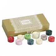 Yankee Candle Holiday Sparkle 10 Tea Light Candle Palette
